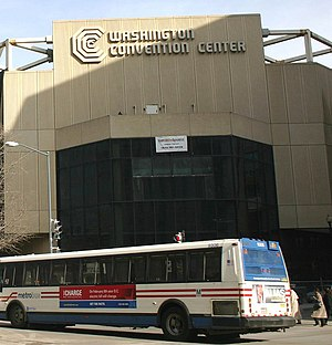 Washington Convention Center - Image: DC Convention Center