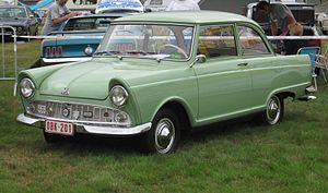 DKW Junior - 1959 DKW Junior