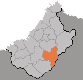 Ryongrim County County in Chagang Province, North Korea