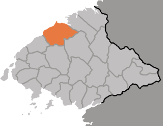 Sakchu County County in North Pyŏngan, North Korea