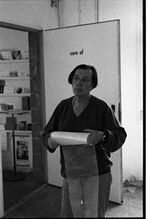 Italian artist (1930-2004)
