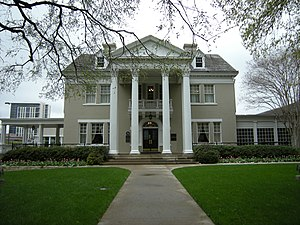 Alfred Horatio Belo - The Alfred Horatio Belo Mansion in Dallas, Texas.