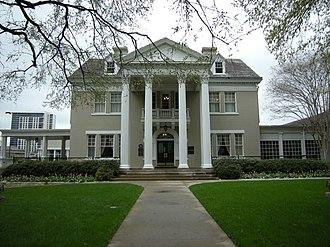 Alfred Horatio Belo - The Alfred Horatio Belo Mansion in Dallas, Texas.