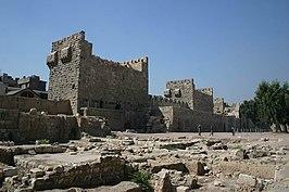 Citadel van Damascus