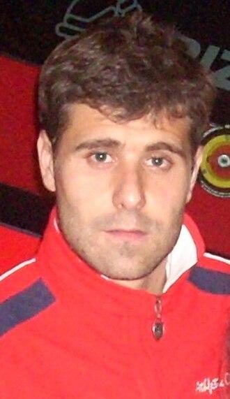 Daniel Aranzubia - Aranzubia in 2008