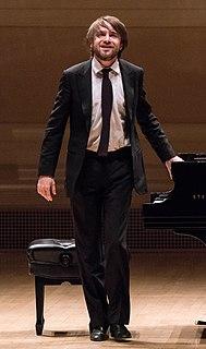 Daniil Trifonov Russian pianist