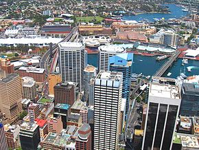 Darling Harbour, New South Wales