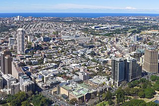 Darlinghurst, New South Wales Suburb of Sydney, New South Wales, Australia