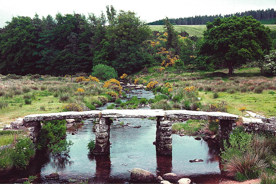 Dartmoor Clapper Bridge mod