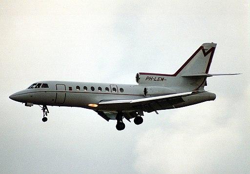 Dassault Falcon 50 AN0230581