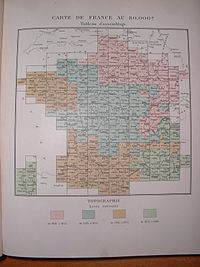 carte d état major gratuite Carte d'état major — Wikipédia