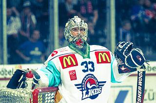 David Aebischer Swiss ice hockey player