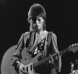 Art pop - David Bowie, 1974