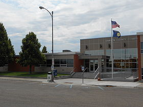 Dawson County Courthouse- Glendive MT.JPG