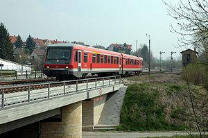 DB Class 628 - Image: Db 928257 01