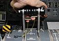 De Havilland Canada DHC-8 power levers.jpg