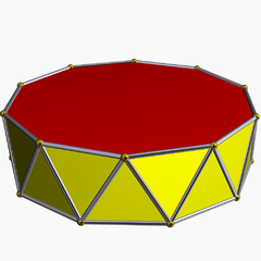 Decagonal antiprism