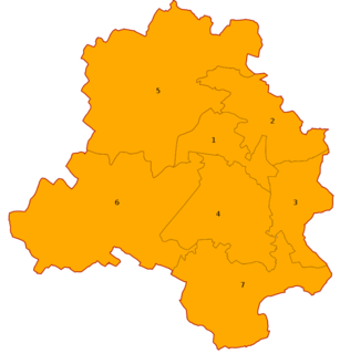 South Delhi (Lok Sabha constituency) Lok Sabha Constituency in Delhi