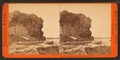 Demon of the Cliff, Newport, R.I, by Soule, John P., 1827-1904.png