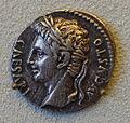 Denar, Augustus, perhaps Colonia Patricia, c. 18 BC - Bode-Museum - DSC02596.JPG