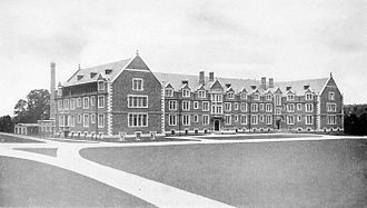 Towson University - Newell Hall, 1916