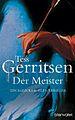 Der Meister (Tess Gerritsen, 2005).jpg