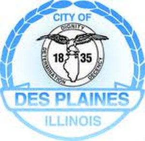 Des Plaines, Illinois - Image: Des Plaines Seal