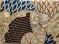 Detail of Satin Kosode Garment - 17th Century - Tokyo National Museum - Tokyo - Japan - 01 (47846629062).jpg
