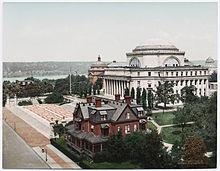 Columbia University Wikipedia