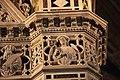 Dettaglio del tabernacolo dell'Orcagna, Orsanmichele,1.JPG