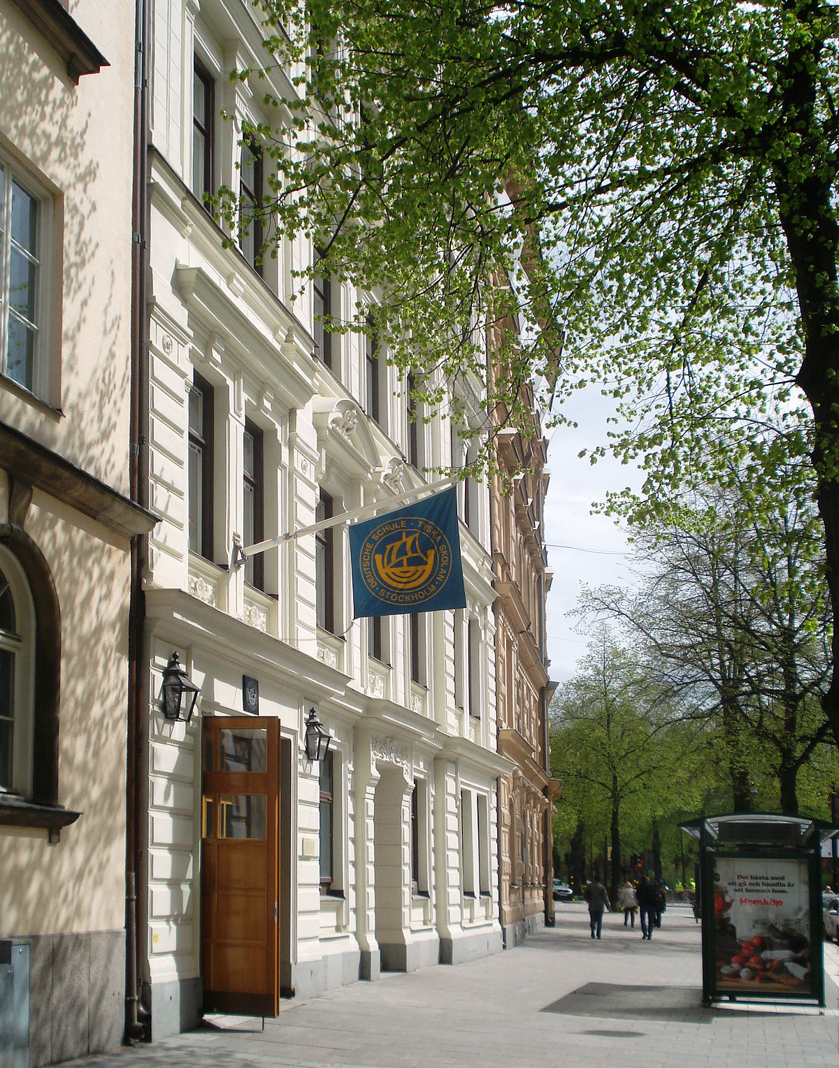 Deutsche Schule Stockholm - Wikipedia