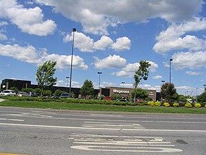 DeWitt, New York - Wegmans DeWitt supermarket
