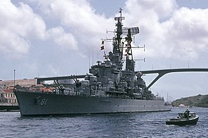 BAP Almirante Grau (CLM-81) - Image: Dia 172V3