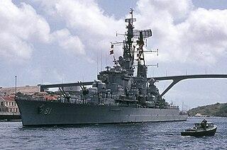 BAP <i>Almirante Grau</i> (CLM-81) light cruiser