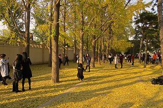 Ganjiakou Subdistrict Subdistrict in Beijing, Peoples Republic of China