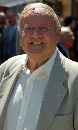 Dick Van Patten 2010.