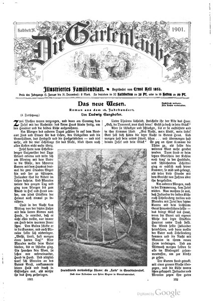 """File:Die """"Harfe"""" bei Ehrenfriedersdorf (Die Gartenlaube, 1901, Halbheft 26, Titelblatt und S. 736).pdf"""