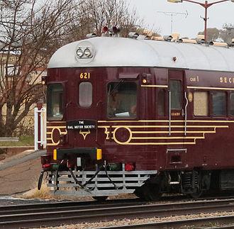 Rail Motor Society - 621/721