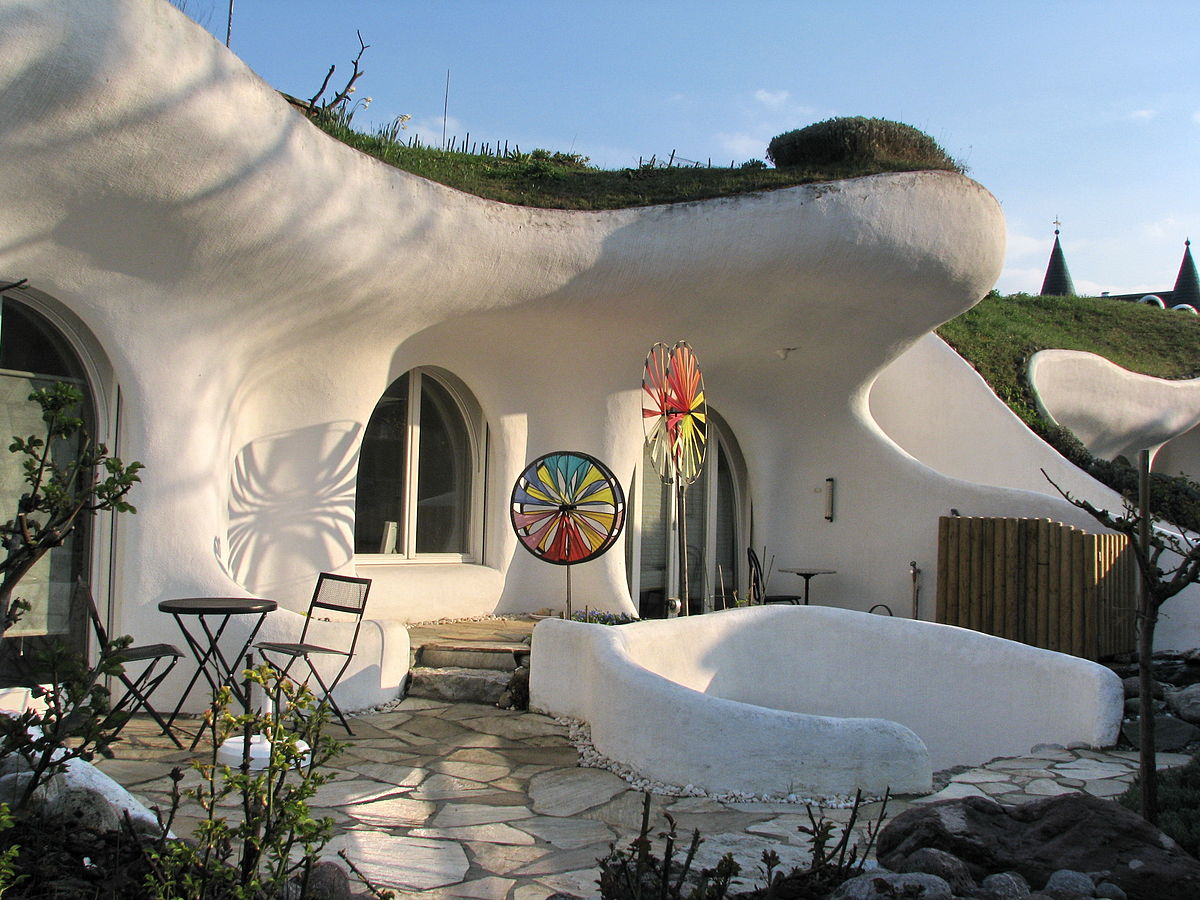 Houses Built Underground Earth House Wikipedia