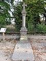 Dieue-sur-Meuse (Meuse) croix des rogations.JPG
