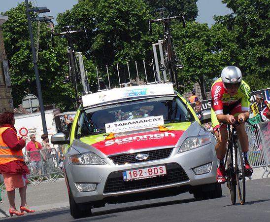 Diksmuide - Ronde van België, etappe 3, individuele tijdrit, 30 mei 2014 (B089).JPG