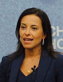 Dina Habib Powell, Head, Impact Investing Business, Goldman Sachs ...
