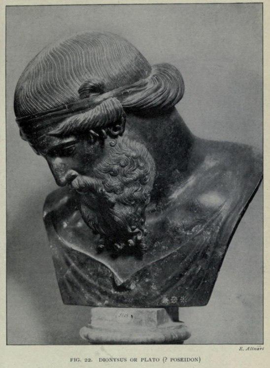 Dionysus-or-Plato-Herculaneum-papyri-Villa-of-the-Papyri-Barker
