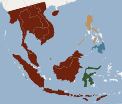 Distribution of Myotis muricola.png