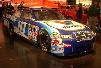 Car of Tomorrow - Image: Dodge Charger NASCAR (Montreal)