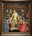 Domenico ghirlandaio (bottega), uomo dei dolori, 1475 ca. 01.jpg