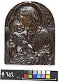 Donatello - The Virgin and Child in a niche, 1440-1450.jpg
