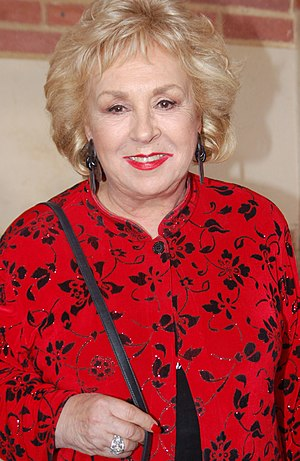 Doris Roberts - Roberts in December 2010