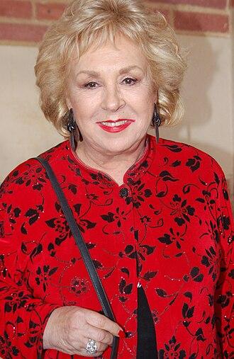 Doris Roberts - Roberts in December 2010