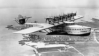 Dornier Flugzeugwerke - Dornier Do X - largest and heaviest aircraft of its era.